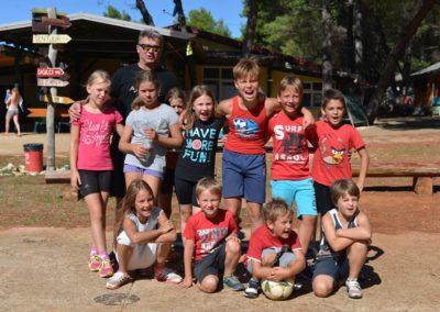 Otroški turnir v nogometu, Pinea 2016